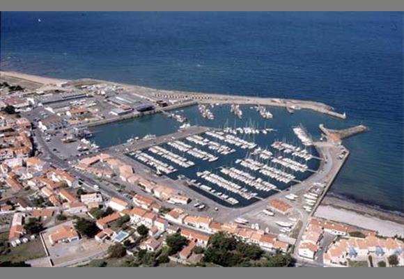 Les ports de noirmoutier tourisme noirmoutier en vend e h tel le ch teau noirmoutier en - Hotel noirmoutier en ile ...