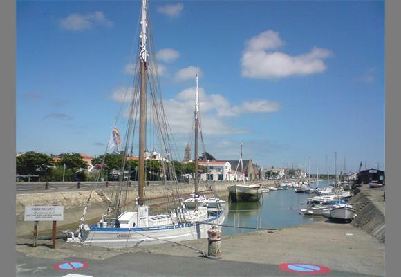 Les ports de noirmoutier tourisme noirmoutier en vend e - Office de tourisme noirmoutier en l ile vendee ...