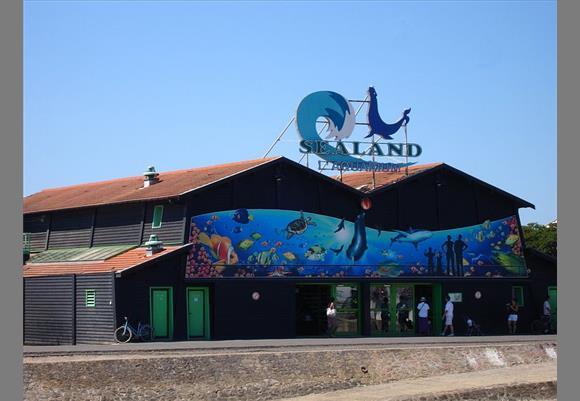 Aquarium sealand tourisme noirmoutier en vend e h tel - Office de tourisme noirmoutier en l ile vendee ...